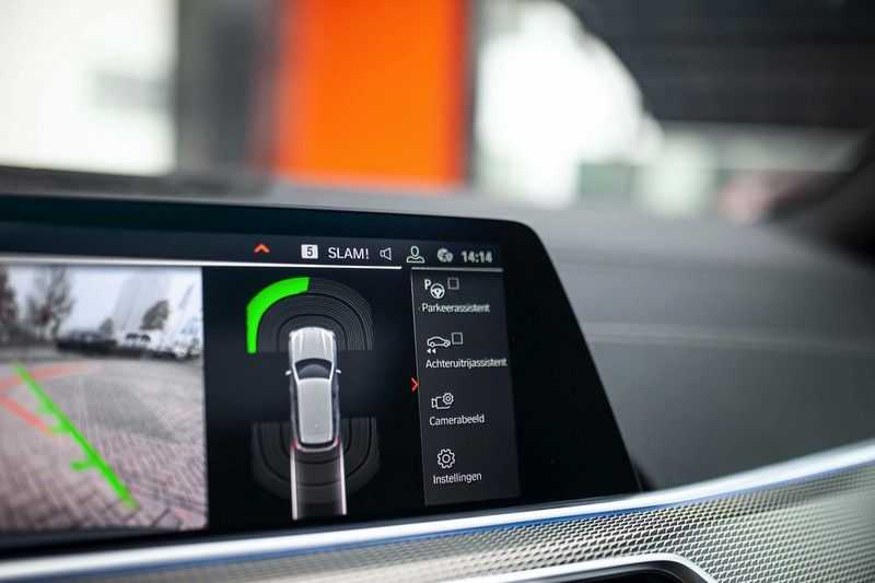 BMW X5 M50d High Executive *Pano / Standkachel / Laserlight / Head-Up* afbeelding 12