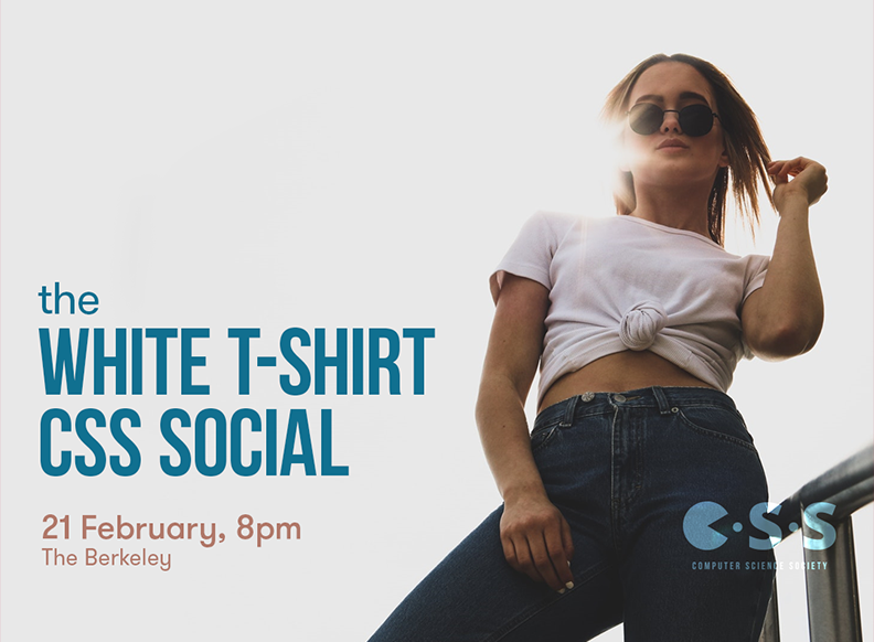 Social: The White T-shirt Social