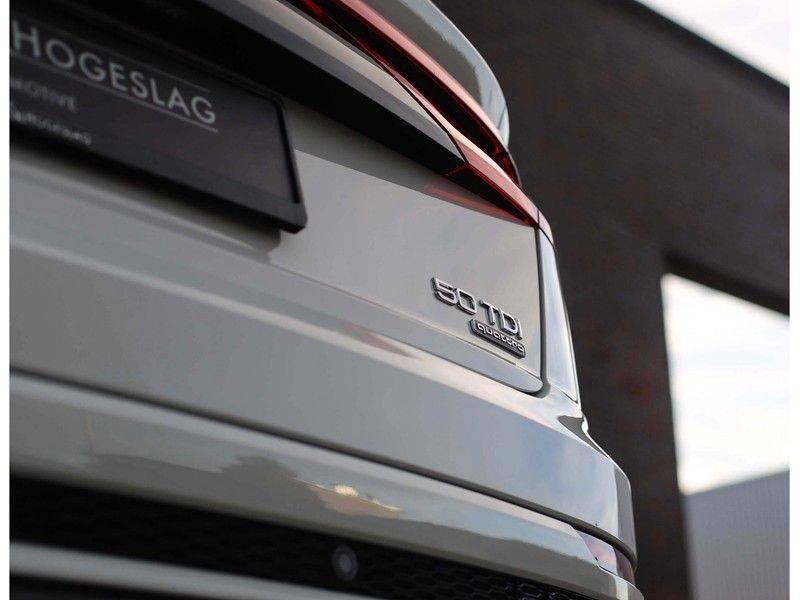 Audi Q8 50TDI Quattro *22'*Pano*B&O*Standkachel*Soft-Close* afbeelding 12