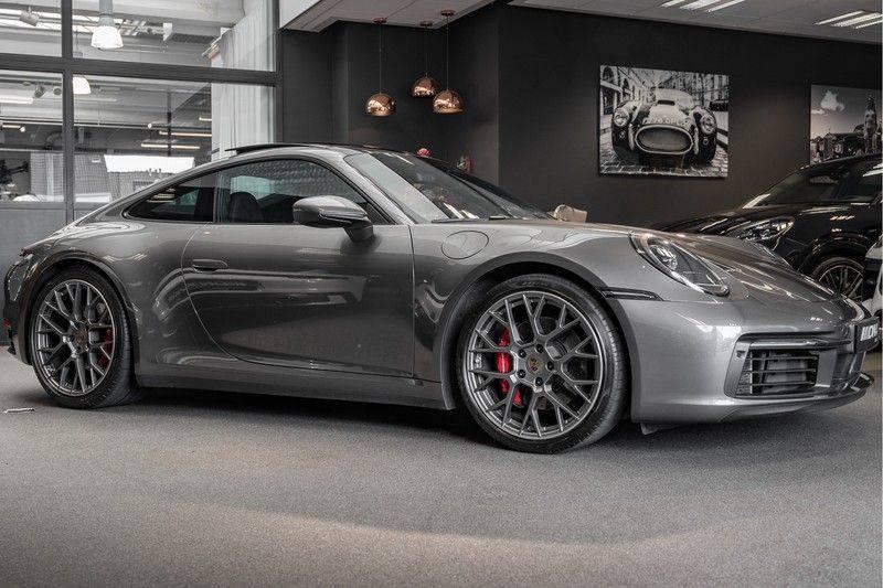 Porsche 911 992 S Coupe Sport Chrono ACC Alcantara Hemel Sport Uitlaat 3.0 Carrera S afbeelding 9