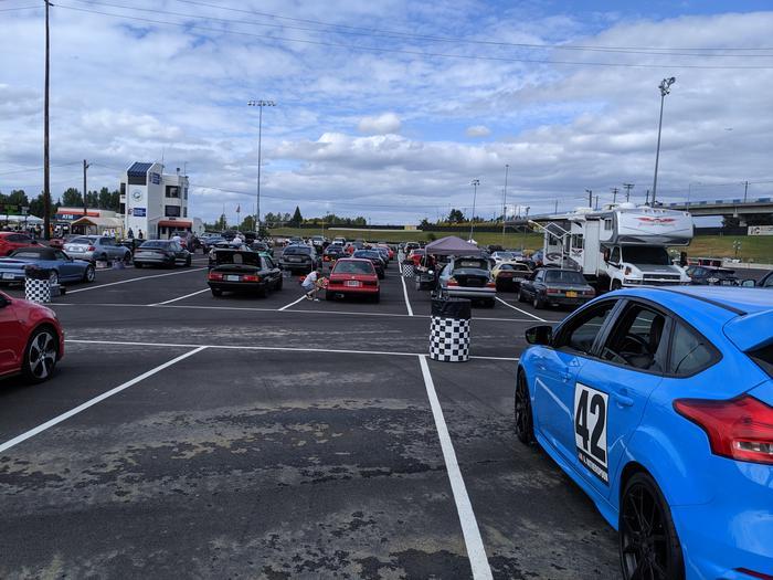 Portland International Raceway 5-17-19