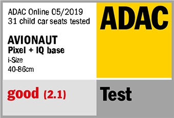 ADAC test logo