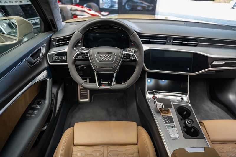 Audi RS6 Avant Exclusive Keramisch Akrapovic B&O High End RS 6 TFSI quattro afbeelding 14