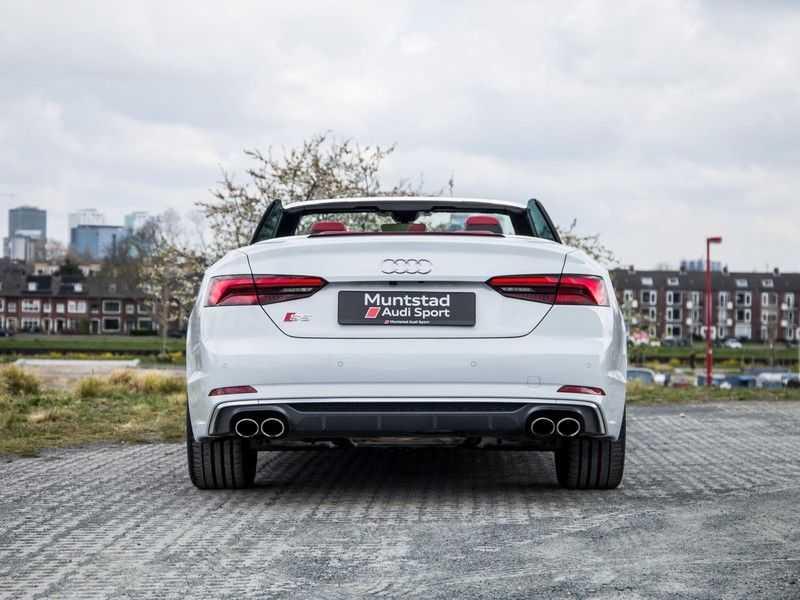 Audi S5 Cabriolet 3.0 TFSI S5 quattro Pro Line Plus 354PK | 2 x S-Line | Adapt.Cruise | Massage Stoelen | 360 Camera | afbeelding 6