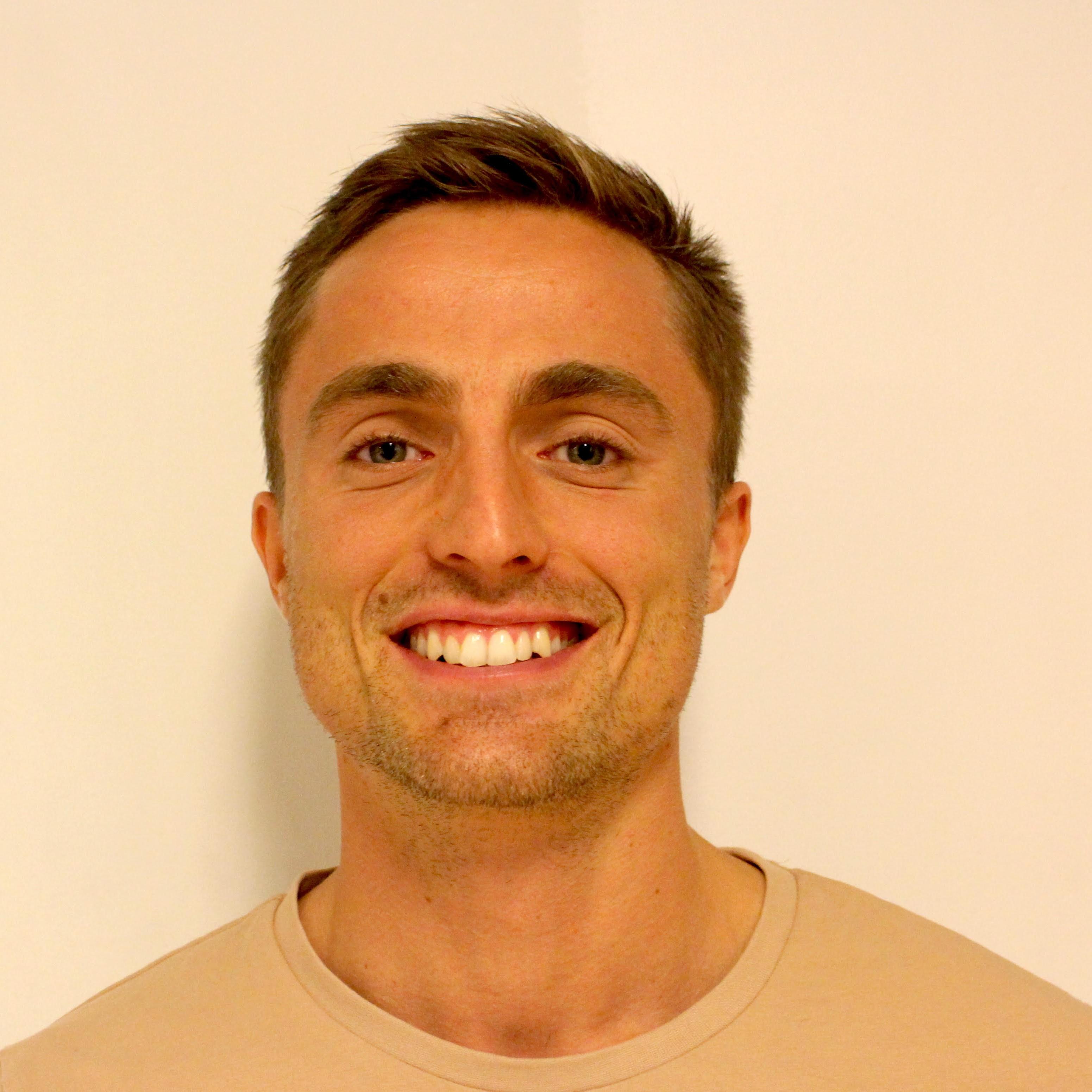 Jacob Strøm - Juniortræner