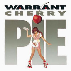 Warrant Cherry Pie album cover