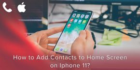 How to Transfer Contacts from Galaxy to iPhone 11?