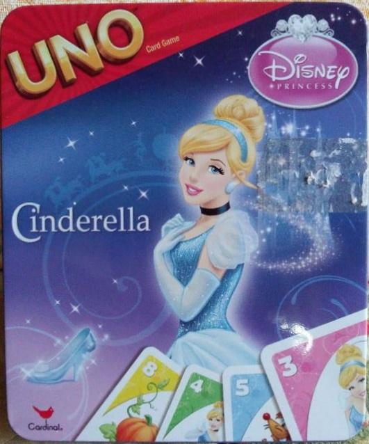 Cinderella Uno