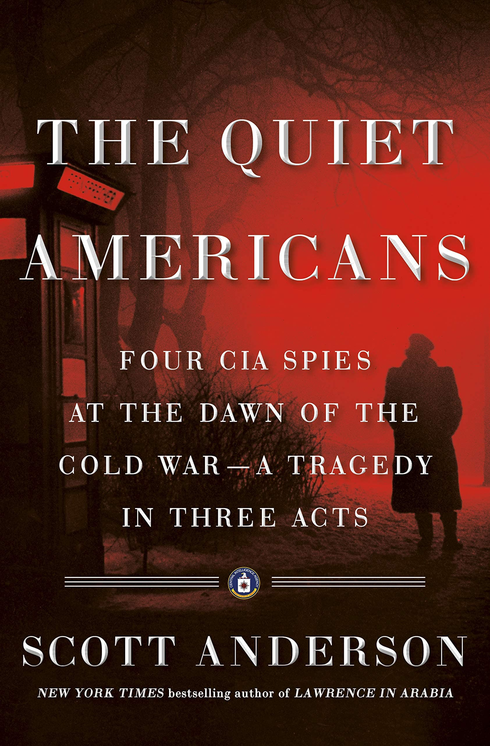 The cover of The Quiet Americans