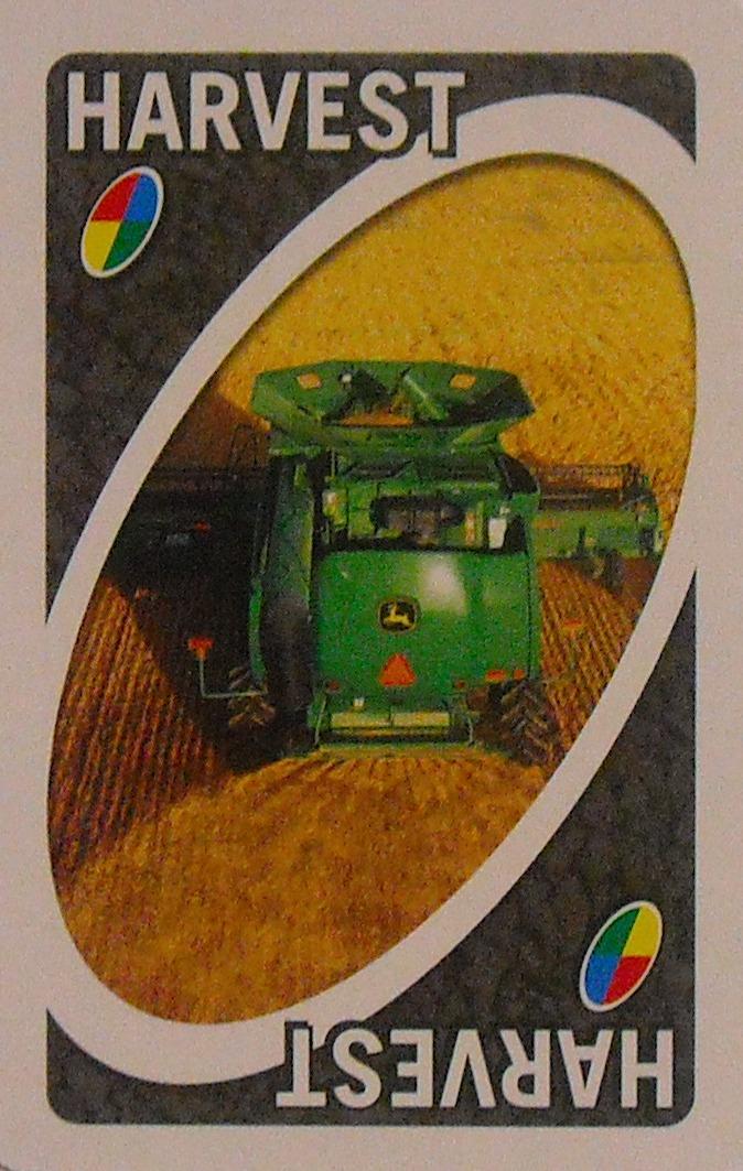 John Deere Uno (Harvest Card)