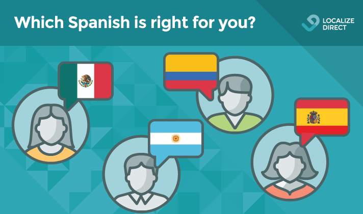 Localizing Your Game Into Spanish, Which Spanish Do You Choose?