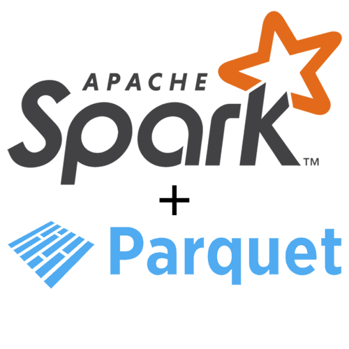 PySpark example using parquets