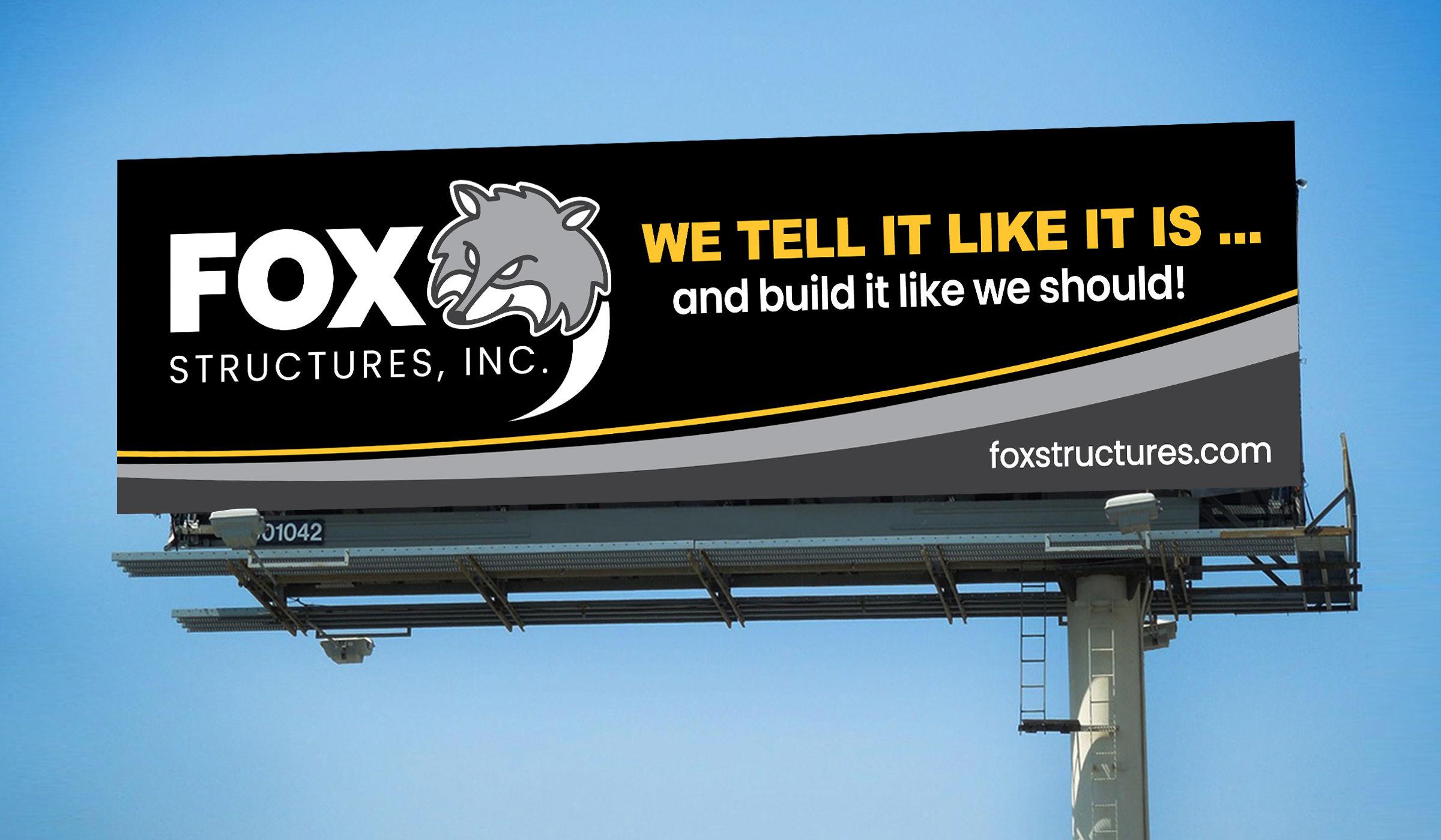 Fox Structures Branding