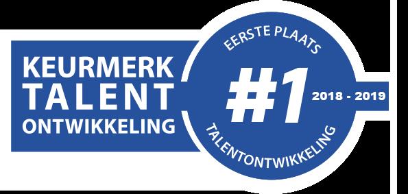 1e prijs talentontwikkeling 2018 2019