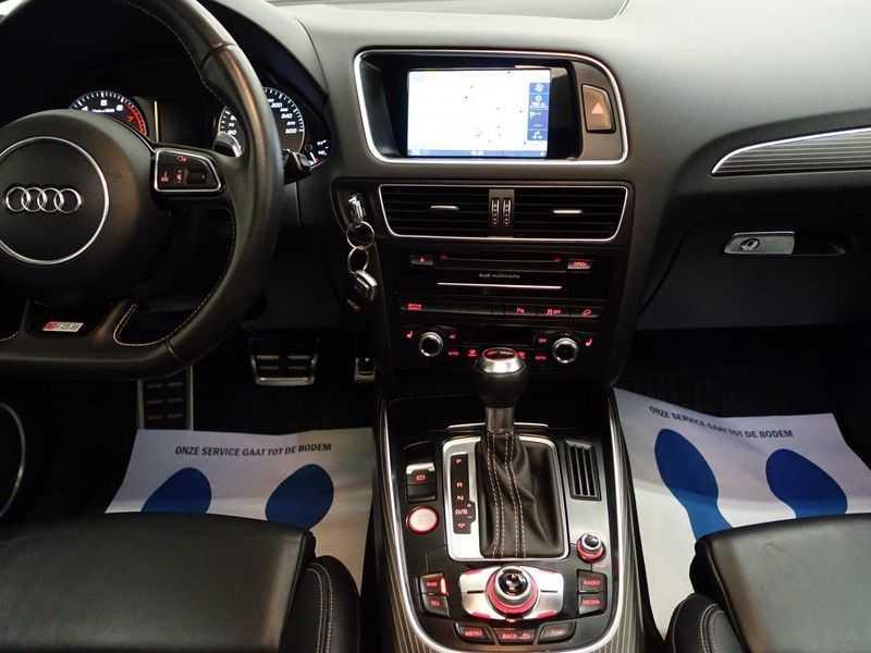 Audi SQ5 3.0 TFSI Quattro 354pk Autom- Panodak, B&O, Leer, Camera, Navi, Xenon, 21 Inch LMV afbeelding 16