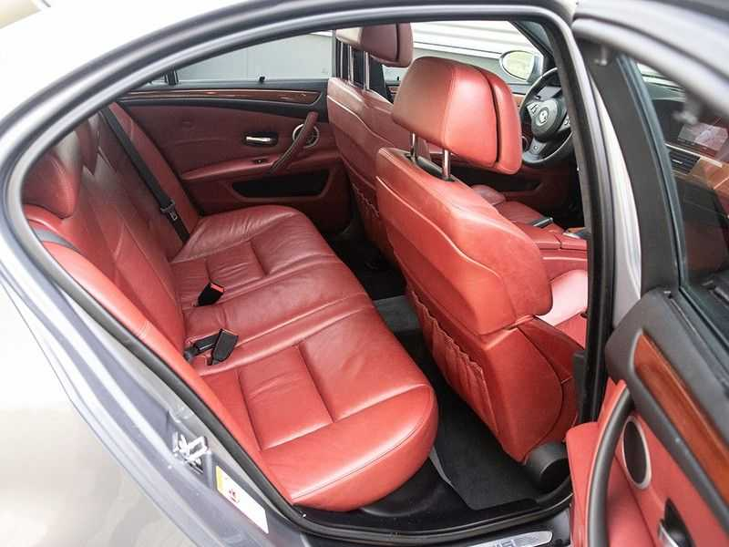 BMW 5 Serie M5 H6 - Manual - Volleder - 79.998km! afbeelding 13