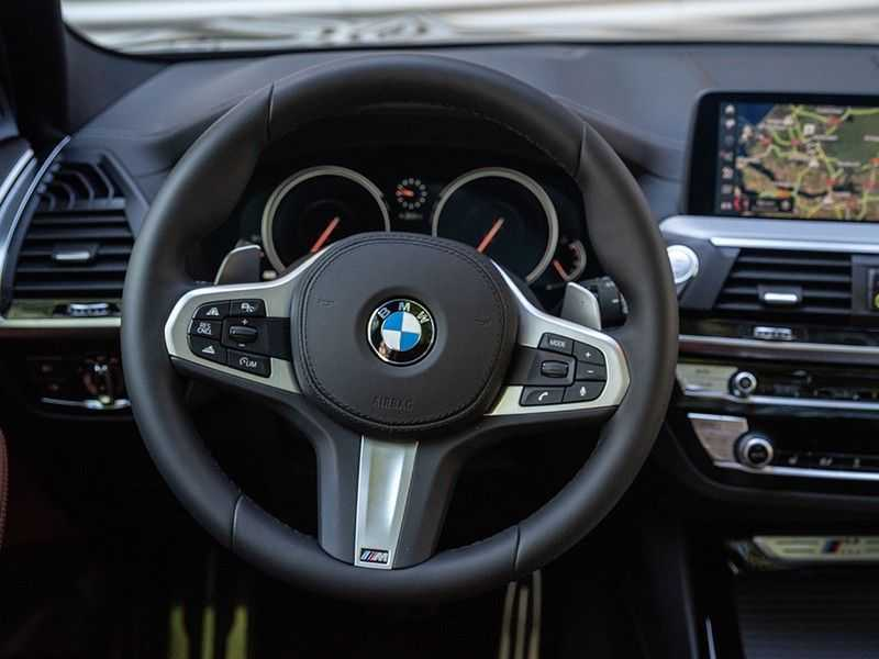BMW X3 M40i xDrive - Individual Leder - Panorama - ACC - Harman Kardon - Memoryzetels afbeelding 16