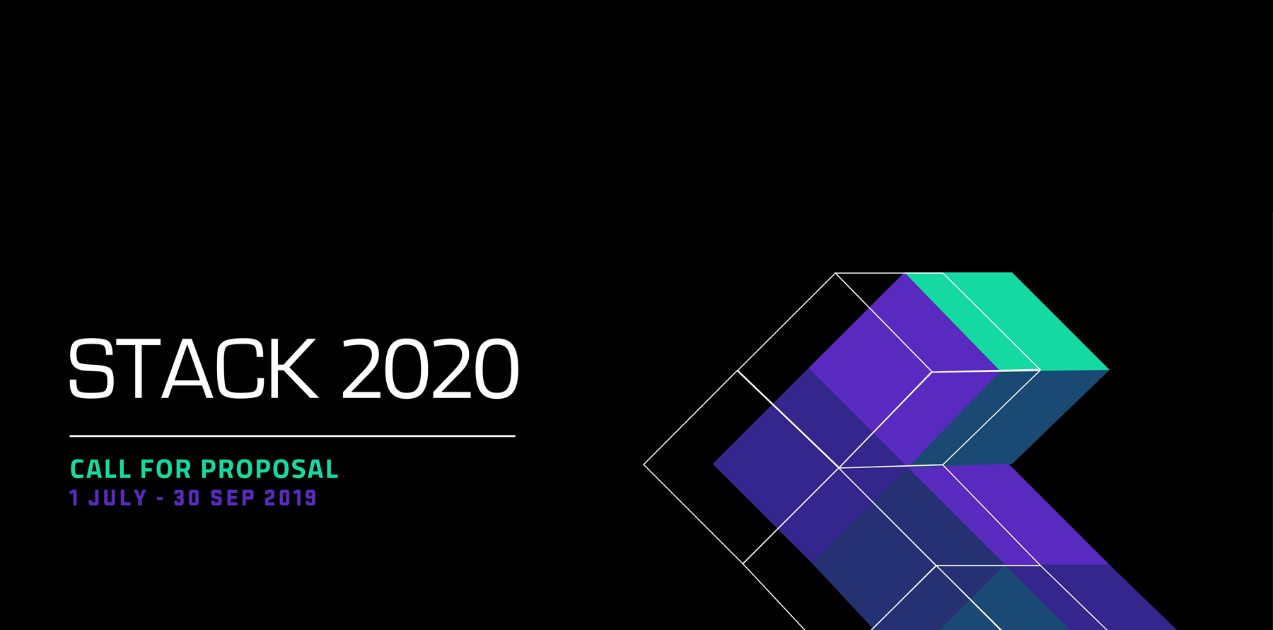 Interested to engage fellow technologists? Participate in our Call for Proposal for STACK 2020.