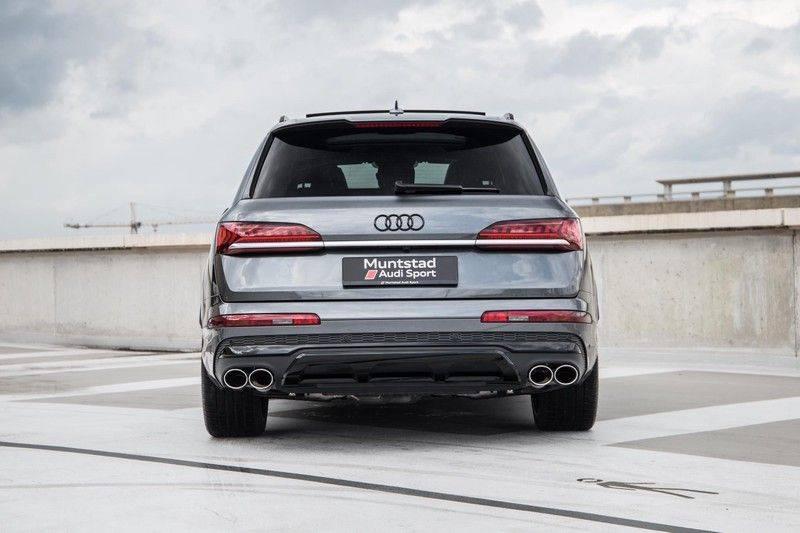 Audi SQ7 4.0 TFSI SQ7 quattro 7p 507PK | S-Line | Pano.Dak | 360 Camera | B&O Sound | Keyless-Entry | S-Sportstoelen | Assistentie Tour-City-Parking | 7 Persoons afbeelding 14
