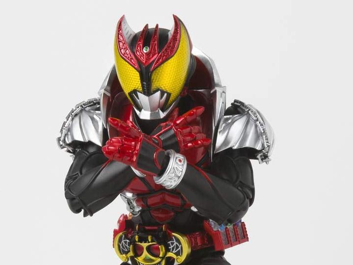 S.H.Figuarts Shinkocchou Seihou Kamen Rider Kiva
