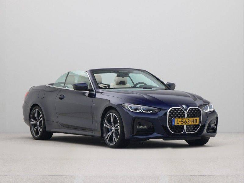 BMW 4 Serie Cabrio 420i High Executive M-Sport Automaat afbeelding 9
