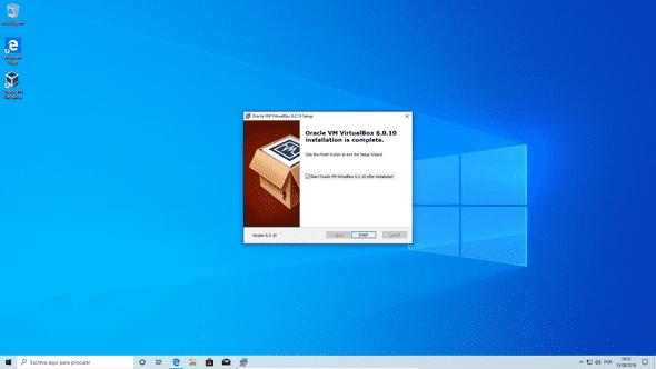 Instalador Windows Fim