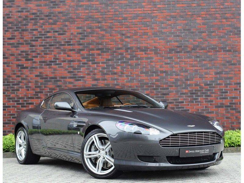 Aston Martin DB9 5.9 V12 *450 PK*Perfecte staat* afbeelding 1