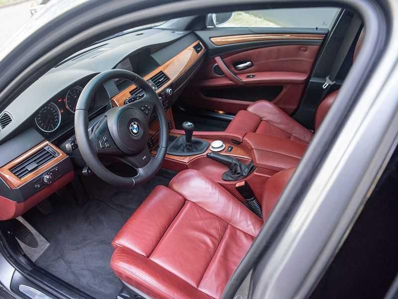 BMW 5 Serie M5 H6 - Manual - Volleder - 79.998km! afbeelding 3