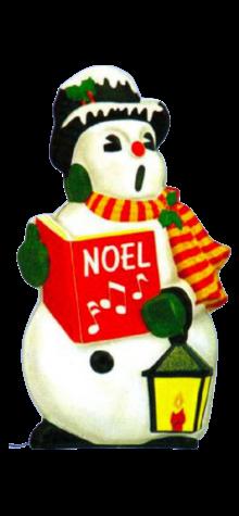 Giant Snowman, Noel Snowman photo