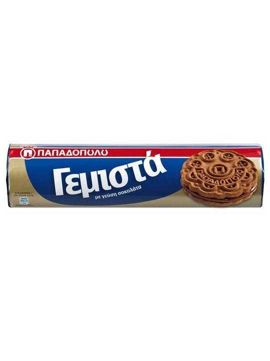 Gemista Biscotti ripieni al Cioccolato - 200g