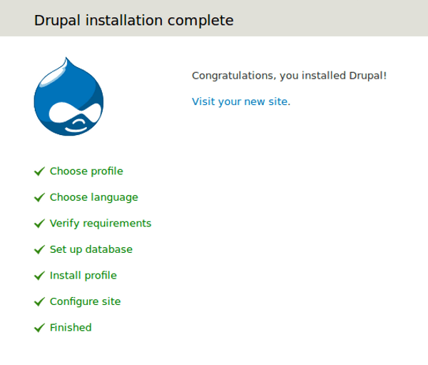 How to install Drupal on a Raspberry Pi