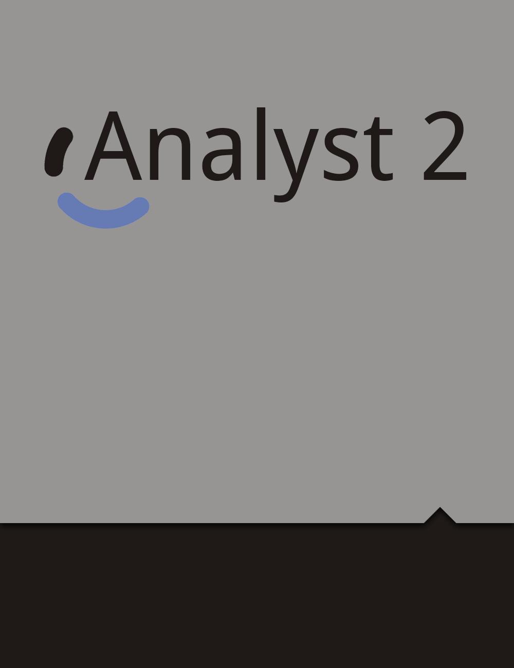 Analyst 2.0