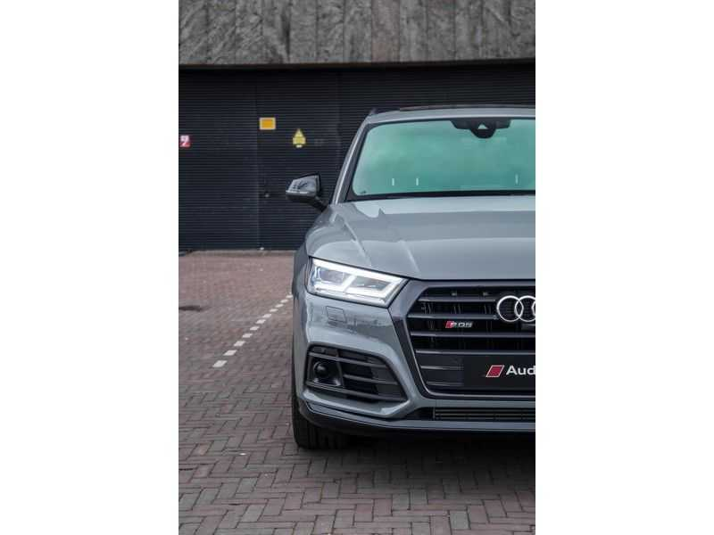 Audi Q5 3.0 TFSI SQ5 quattro | 354 PK | B&O Sound | Air suspension | Pano.Dak | Assistentie City-Tour-Parking | Trekhaak | Head-UP | Full Option | afbeelding 15