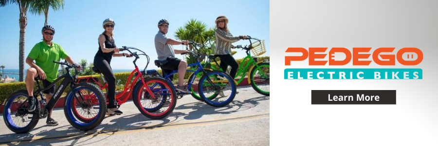 Pedego vs. Rad Power Bikes vs. Juiced Bikes Article Image