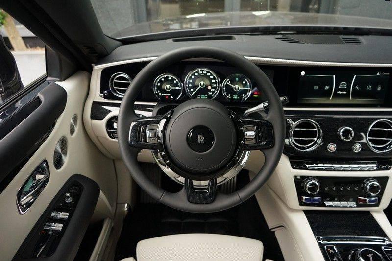 Rolls-Royce Ghost 6.75 V12 Nieuw model, Starlight Headliner, Bespoke audio afbeelding 13