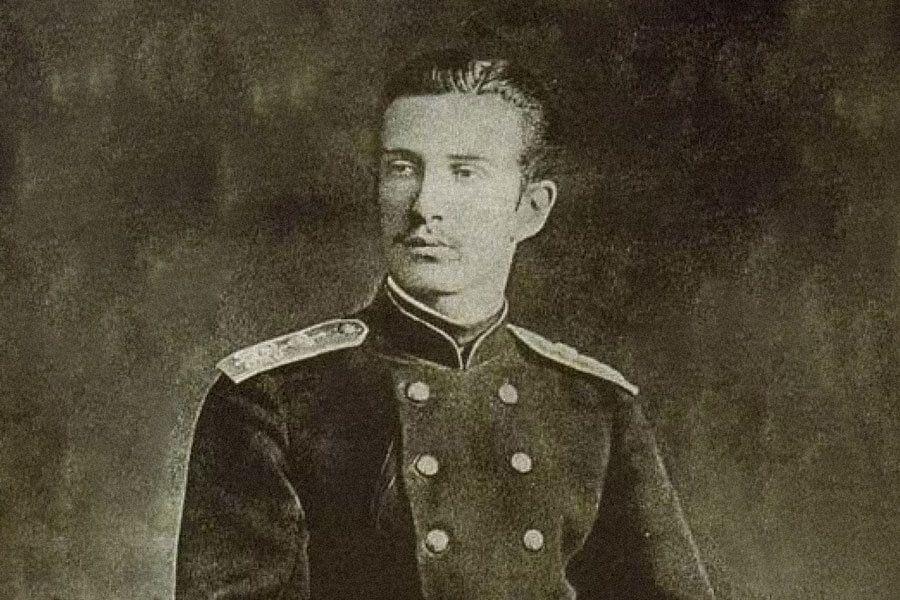 Николай Савин. Источник: ru.wikipedia.org
