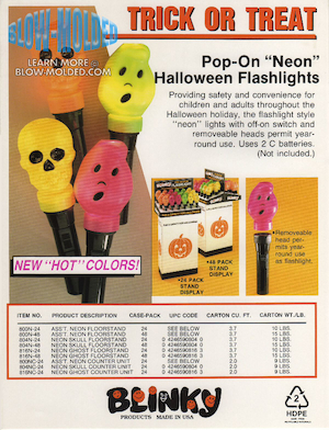 Blinky Products Halloween Catalog.pdf preview