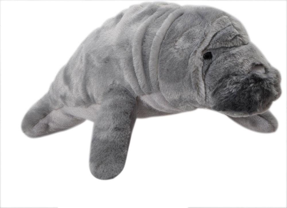 "The Petting Zoo: 34"" Conservation Manatee"