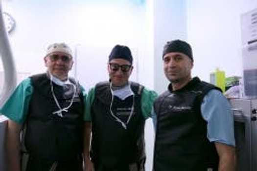 Premieră în România: pacient salvat prin nanotehnologie - Centrele ARES   Lider in Cardiologie