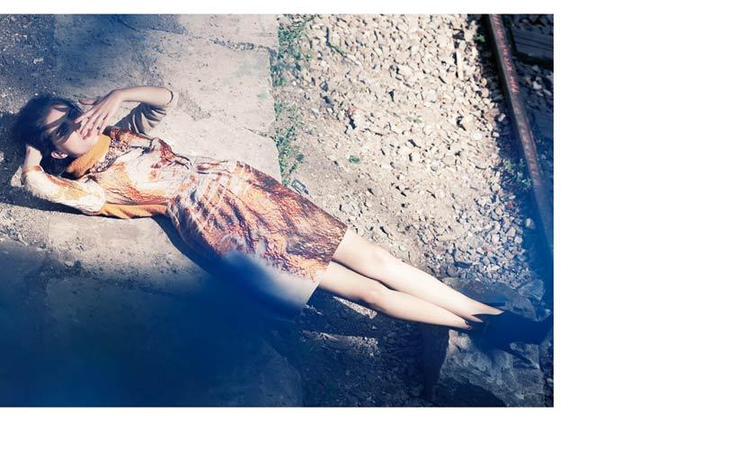 Elisabetta Cavatorta Stylist - Russia Doll - Sven Baenziger