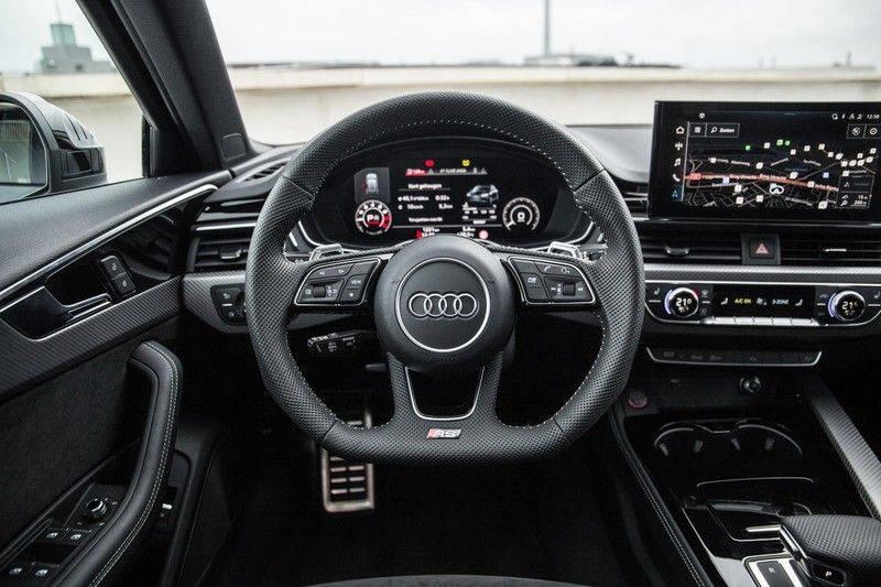 Audi RS4 Avant 2.9 TFSI 450 pk RS 4 quattro   Panoramadak   Assistentiepakket Tour/City   Matrix LED   Bang & Olufsen 3D Sound afbeelding 20