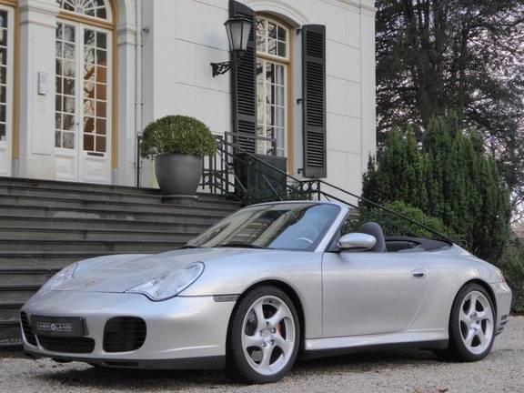 Porsche 911 Cabrio 3.6 Carrera 4S