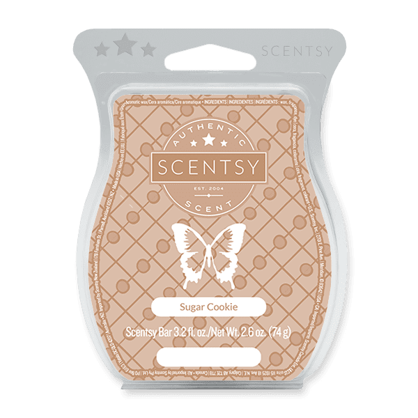 Picture of Sugar Cookie Scentsy Bar