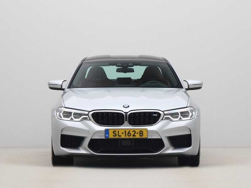 BMW M5 Individual Pure Metal Silver Nw Prijs €. 205.148.- afbeelding 4