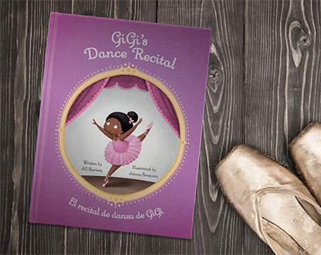 Cover of Dance Recital Book