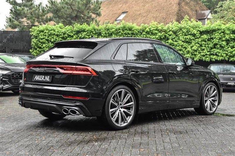 Audi SQ8 4.0 TFSI NP 222K 4WSTURING+23INCH+PANO.DAK+HEADUP afbeelding 15