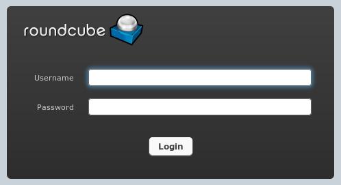 Docker: Roundcube Webmail