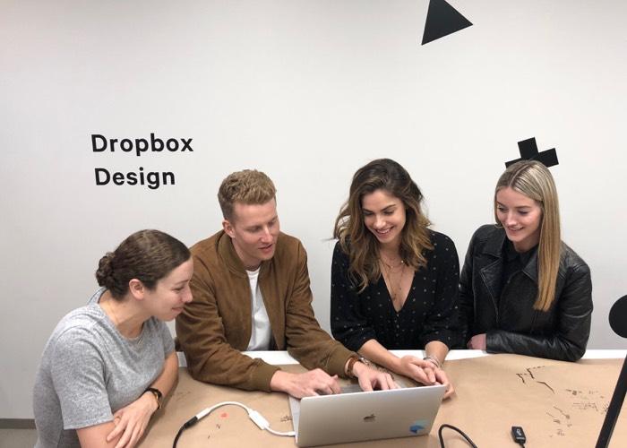 dropbox team