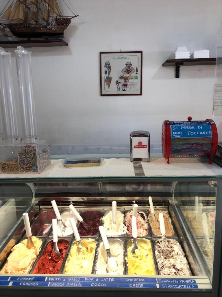 Konsultacija sa sladoledom