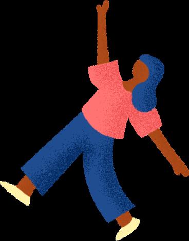 Illustration of child